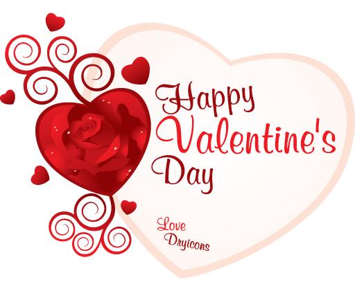 valentines card SMS xếp hình ký tự đặc biệt Valentine 2018 cho người yêu, vợ chồng